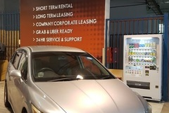 Rental: HONDA STREAM CHEAP RENT