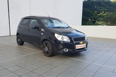 Long Term Lease: Chevrolet Aveo