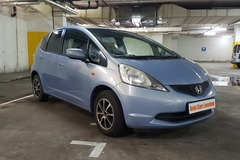 Long Term Lease: Honda Fit