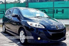 Long Term Lease: Mazda 5