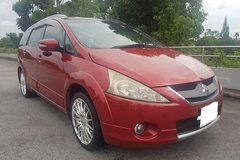 Long Term Lease: Mitsubishi Grandis