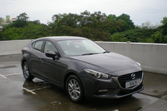 Long Term Lease: Mazda 3