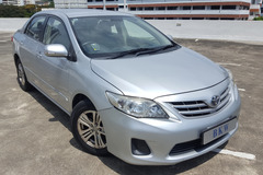 Long Term Lease: Toyota Altis 1.6
