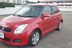 Long Term Lease: Suzuki Swift