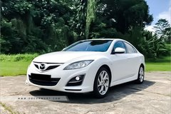 Long Term Lease: Mazda 6