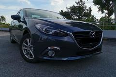 Long Term Lease: Mazda 3 deluxe