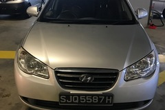 Long Term Lease: Hyundai avante 1.6a
