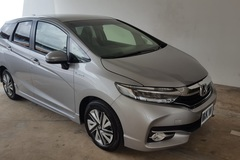 Long Term Lease: Honda Shuttle Hybrid