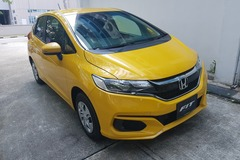 Long Term Lease: New Honda Fit 1.3GF