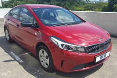 Long Term Lease: Kia K3