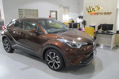 Long Term Lease: Toyota CHR 1.8G Hybrid