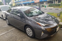 Long Term Lease: Toyota Prius 1.8S