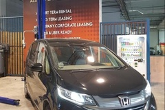 Long Term Lease: HONDA FREED HYBRID
