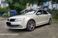 Long Term Lease: 2017 VW Jetta