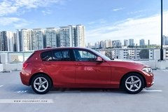 Long Term Lease: BMW 116D (Diesel)