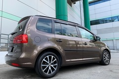 Long Term Lease: VW Touran 1.4