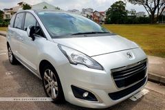 Long Term Lease: 2016 Peugeot 5008 Diesel