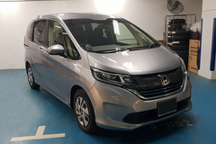 Long Term Lease: Honda Freed Hybrid 1.5G Auto