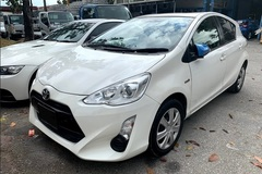 Long Term Lease: Toyota Aqua Hybrid