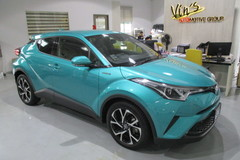 Long Term Lease: Toyota CHR Hybrid 1.8G