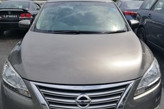 Long Term Lease: Nissan Sylphy
