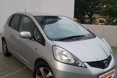Rental: Honda Fit