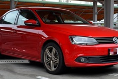 Long Term Lease: Jetta 1.4 TSI