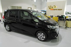 Long Term Lease: Honda Freed Hybrid 1.5