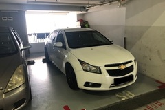 Long Term Lease: Chevrolet Cruze