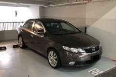 Long Term Lease: Kia Cerato Forte 1.6SX
