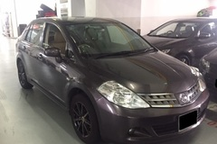 Long Term Lease: Nissan Latio 1.5A