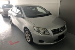 Long Term Lease: Toyota Corolla Axio 1.5x Special Edition