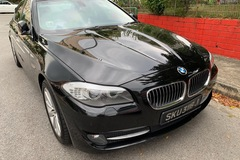 Long Term Lease: BMW 523