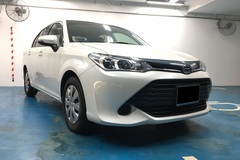 Long Term Lease: Toyota Corolla Axio 1.5X A