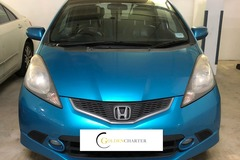 Long Term Lease: Honda Jazz