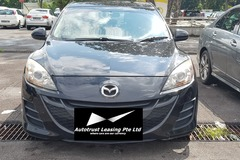 Long Term Lease: Mazda 3 1.5