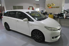 Long Term Lease: Toyota Wish 1.8 A