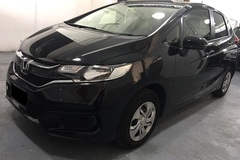 Long Term Lease: (2019) Honda Fit 1.3GF CVT