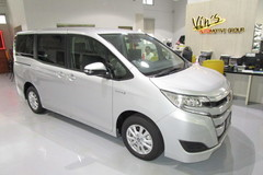 Long Term Lease: Toyota Noah Hybrid 1.8