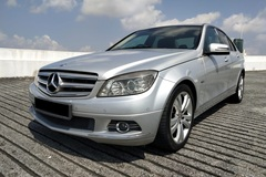 Long Term Lease: Mercedes Benz C200 CGI