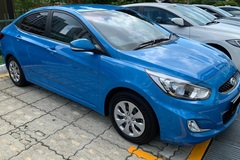 Long Term Lease: Hyundai Accent Brand New