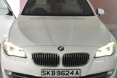 Long Term Lease: bmw 535