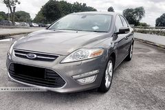 Long Term Lease: Ford Mondeo Eco boost
