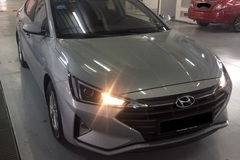Long Term Lease: Hyundai Avante 2019 New