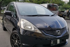 Long Term Lease: Honda fit 1.3G
