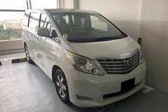 Long Term Lease: Toyota Alphard