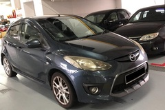 Long Term Lease: Mazda 2