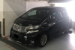 Long Term Lease: Toyota Vellfire 2.4Z PLATINUM SELECT-II A