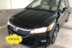Long Term Lease: honda stream
