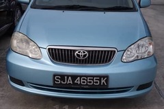 Long Term Lease: Toyota Altis